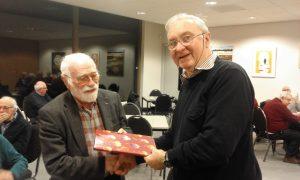 50 jaar lid Heer Huberts